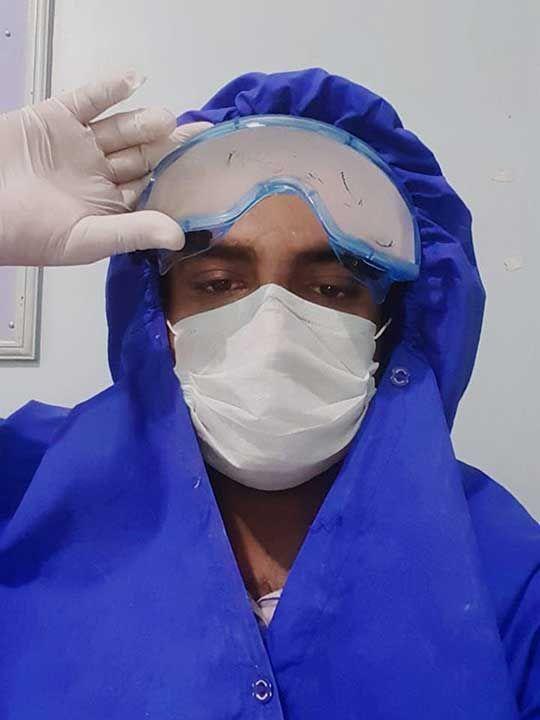 Pakistan Dr Zain ul Hassan doctor