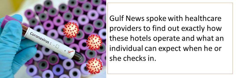Quarantine hotels 1-10