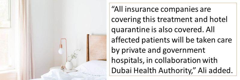 Quarantine hotels 21-34