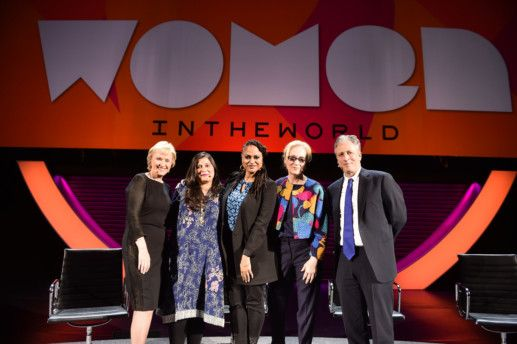 TAB 200513 Sharmeed Obaid Chinoy   Sharmeen Obaid-Chinoy, Ava DuVernay, Meryl Streep and John Stewart - #WITW2015 [F] (2)-1589463986614