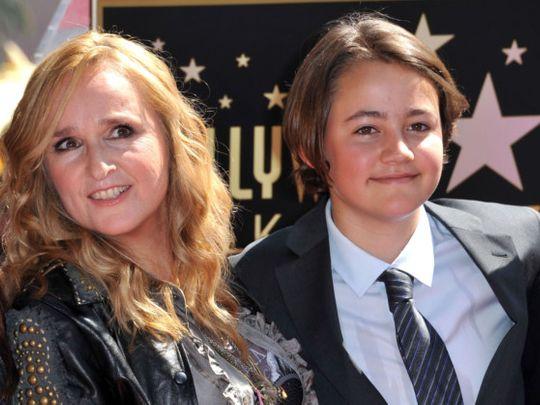 TAB Melissa Etheridge and son Beckett Cypher-1589435004946