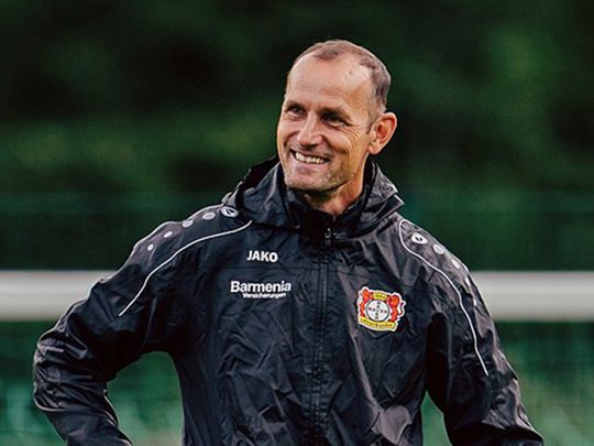Augsburg coach Heiko Herrlich