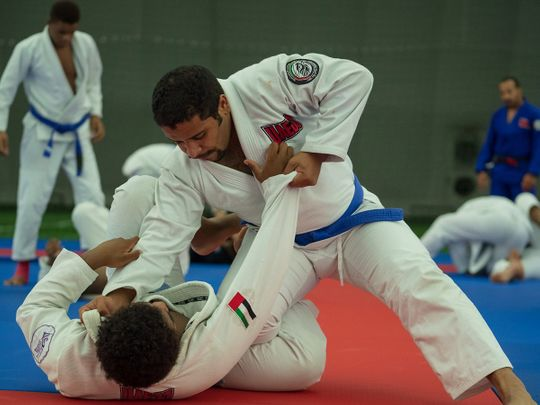 Jiu-jitsu is making a return to action in Abu Dhabi