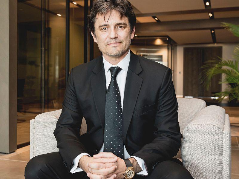 Sylvain Vieujot, CEO of Equitativa