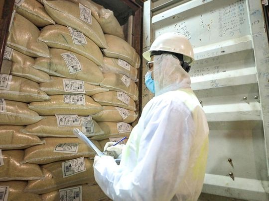 2.6 million tonnes of imported food inspected by Dubai Municipality in Q1 of 2020