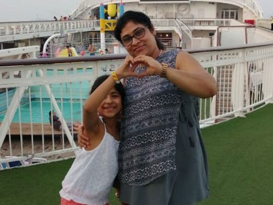 Nine-year-old Sharjah girl pleads to be reunited with mum