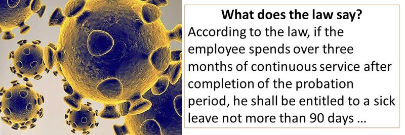Have you tested positive for COVID-19? These are the Ministry of Human Resources and Emiratisation (MOHRE) regulations governing your sick leave as an employee.