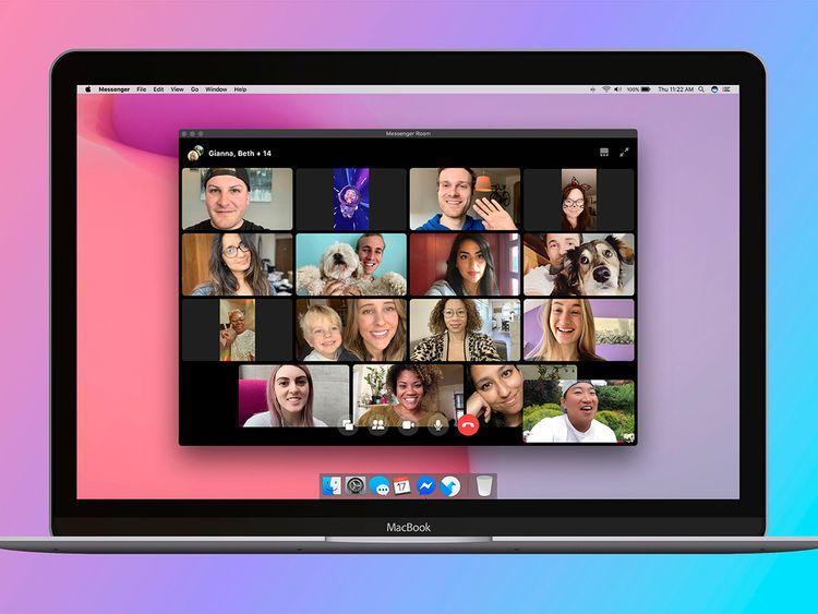 Facebook Messenger Rooms Arrives On Video Chat Device Portal