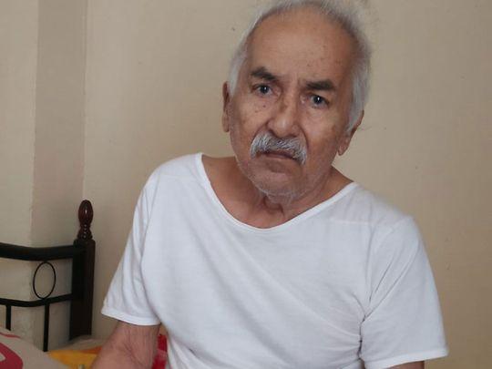 Ailing K Raghaven wants fines waived so he can return home to Kerala