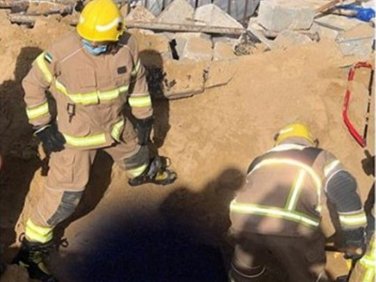 Construction worker crushed to death by concrete slab in UAQ