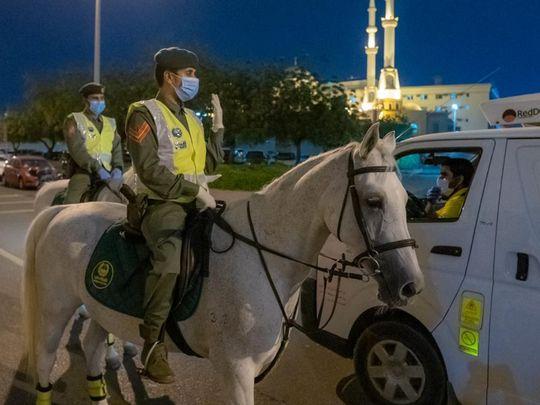 Dubai Mounted Police