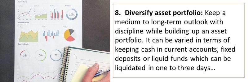 Liquidity checklist