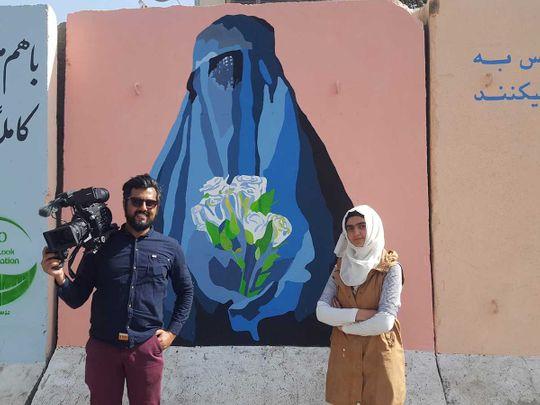 Pakistani filmmaker Shehzad Hameed Ahmad