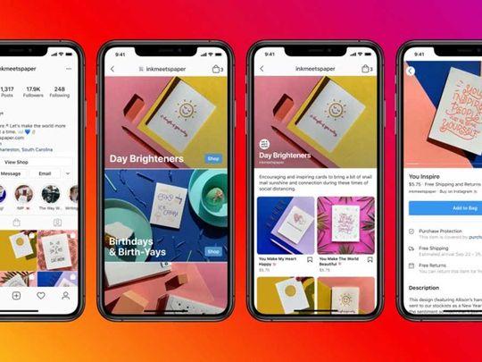 20200520 boutiques Facebook