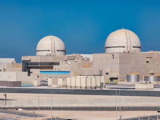 Al Barakah Nuclear Power Plant