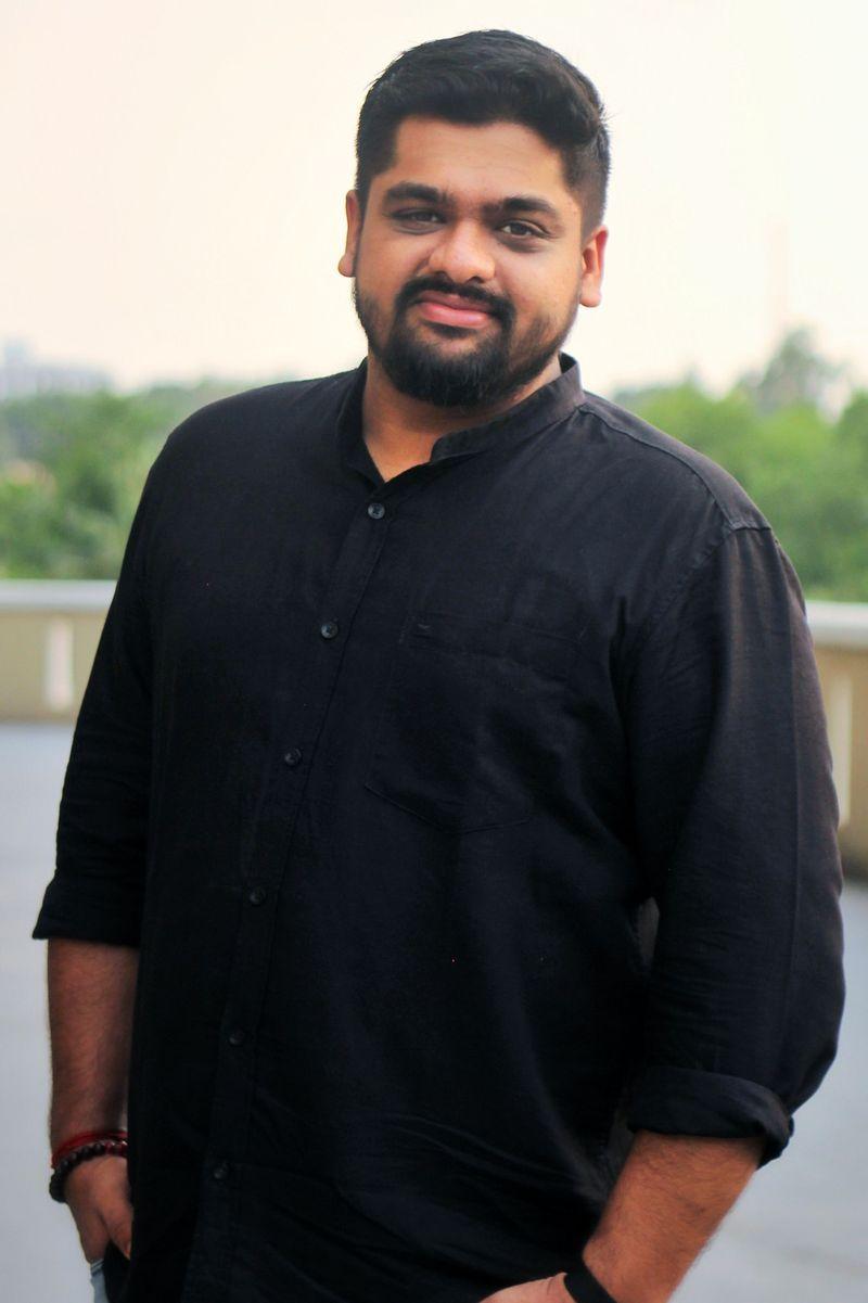 Director Rahul Riji Nair-1589960304660