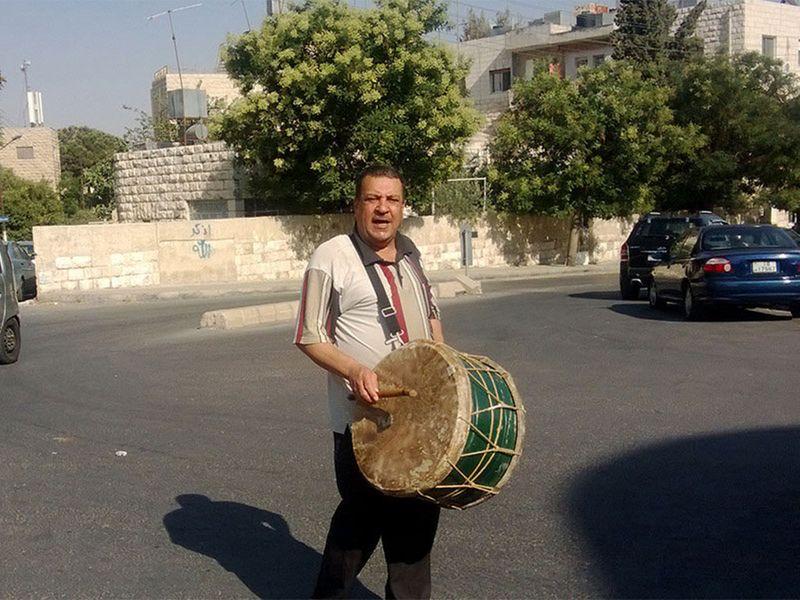 Jordon Ramdan drummer