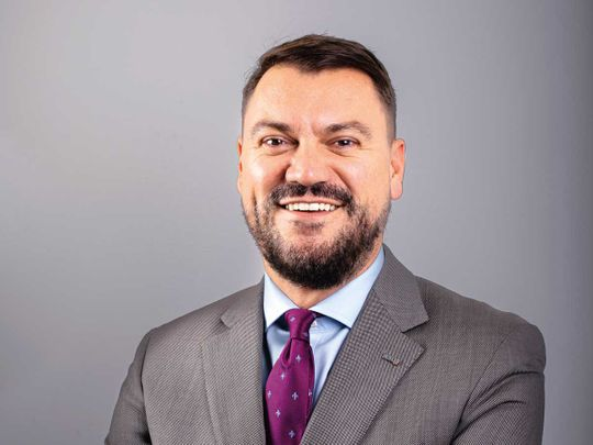 Phil Malem, CEO, Serco Middle East