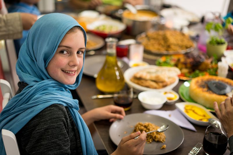 Eid meal