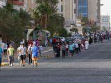 Kuwait residents mask