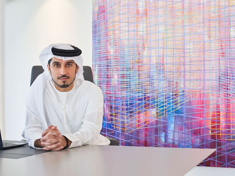 Mohammad Saeed Al Shehhi, CEO of Dubai Real Estate Centre.