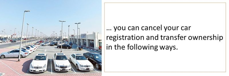 Selling your car? Here is how you can transfer ownership