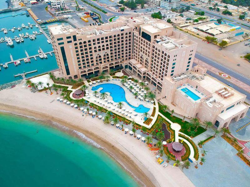 blue diamond resort fujairah