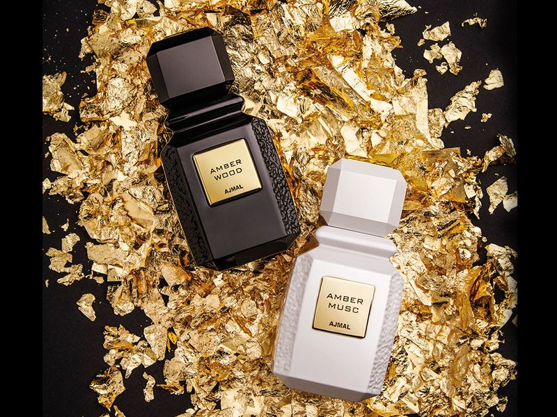 Ajmal Amber Oudh Amber Musc for web