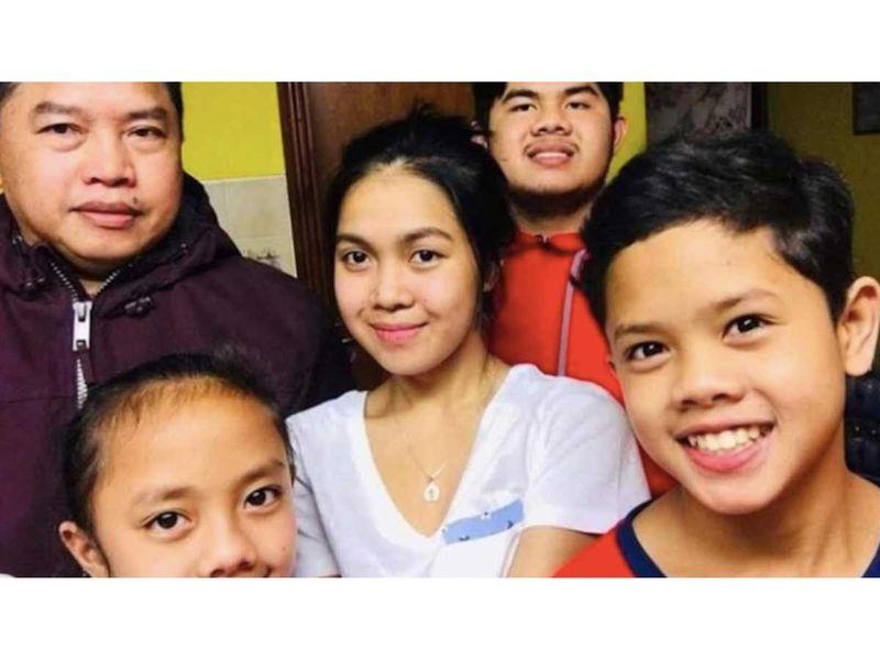 Filipino family UK