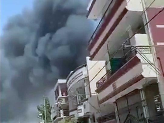 Fire screenshot