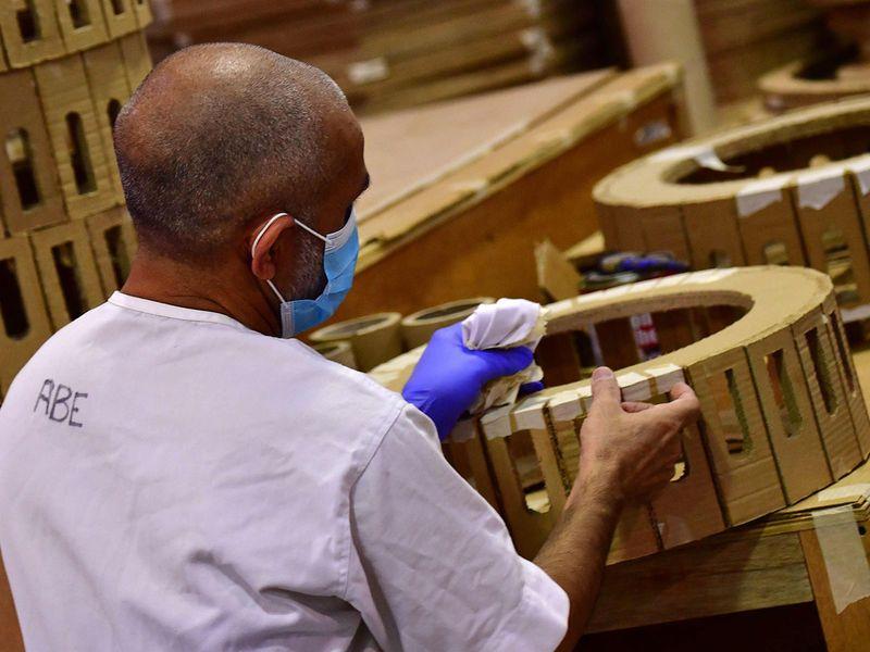 Craft still possible in Dubai Central Jail despite coronavirus restrictions