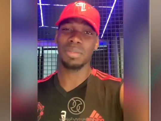 WATCH: Eid Al Fitr 2020 — Paul Pogba Eid greetings go viral