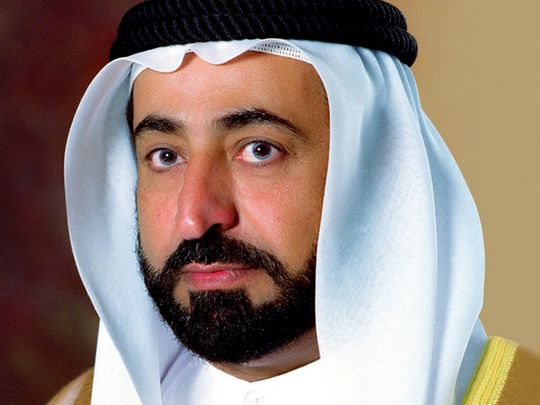 His Highness Dr Sheikh Sultan bin Muhammad Al Qasimi, Supreme Council Member and Ruler of Sharjah