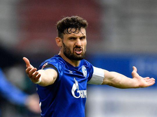 Bundesliga: Schalke in free fall as Leipzig go third