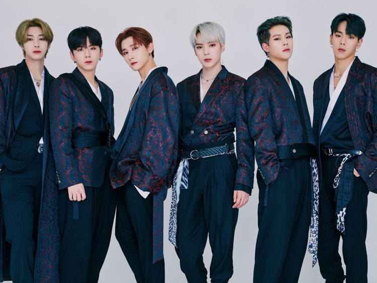 TAB K POP-Monsta X-1590303990480