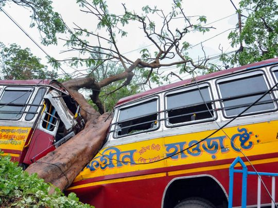Cyclone Amphan and Bengal's tryst with 'ekla chalo re'