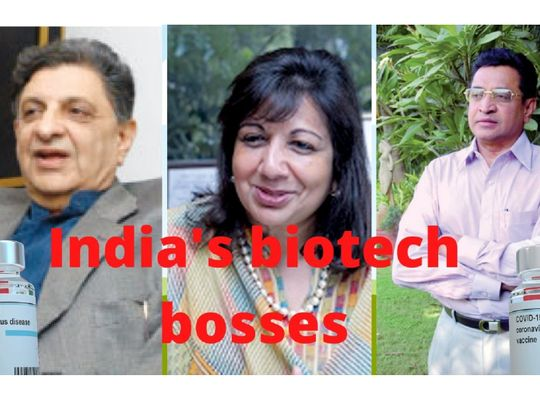 COVID-19 vaccine: Top 5 Indian biotech firms developing antigens for the world