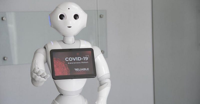 COVID-19 Awareness / Telemedicine Robot