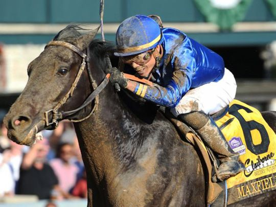 Maxfield fits the bill to win Kentucky Derby for Godolphin