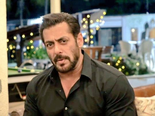 Salman Khan returns for a different kind of Eid launch