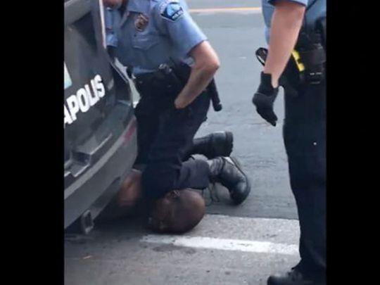 A black man has died in Minneapolis police custody