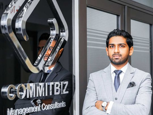 Commitbiz: Building long-term partnerships through trust with its valued clients