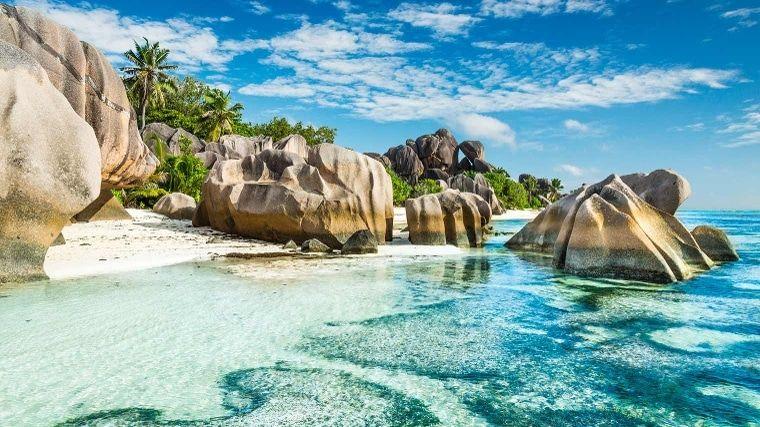Source d'Argent – Seychelles