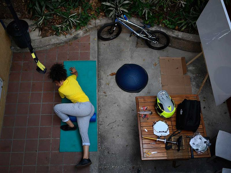 Copy-of-Virus_Outbreak_Venezuela_-_Athletes_Photo_Gallery_38069