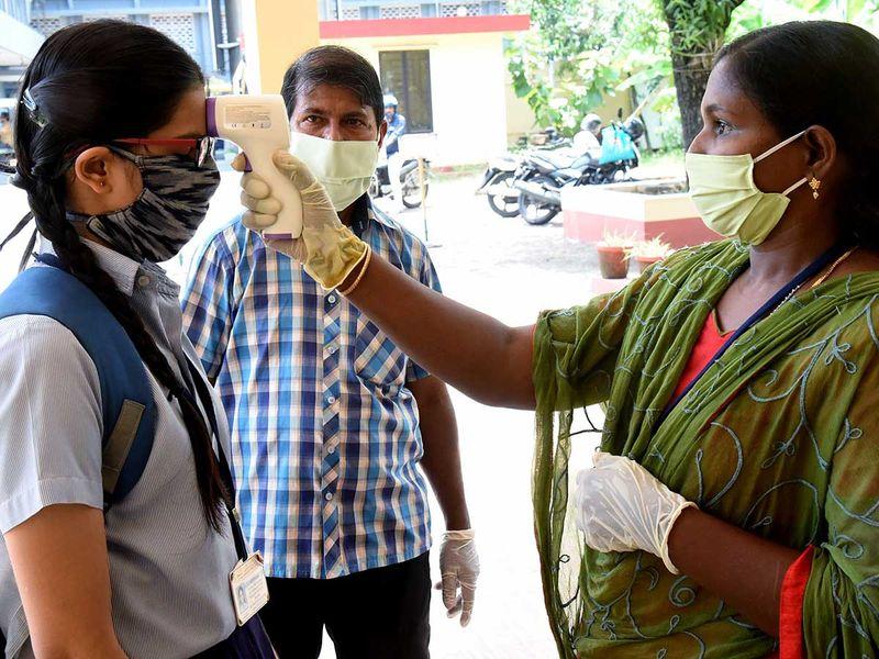 Kerala SSLC exam school
