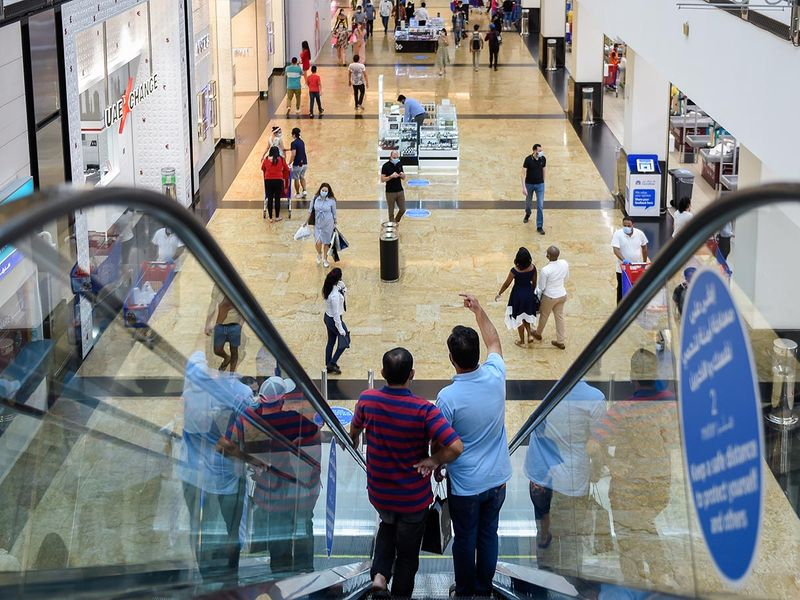 Malls in Dubai