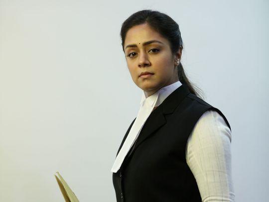 TAB 200517 Jyotika as lawyer Venba in Pon Magal Vandhal-resized 3-1590558755647