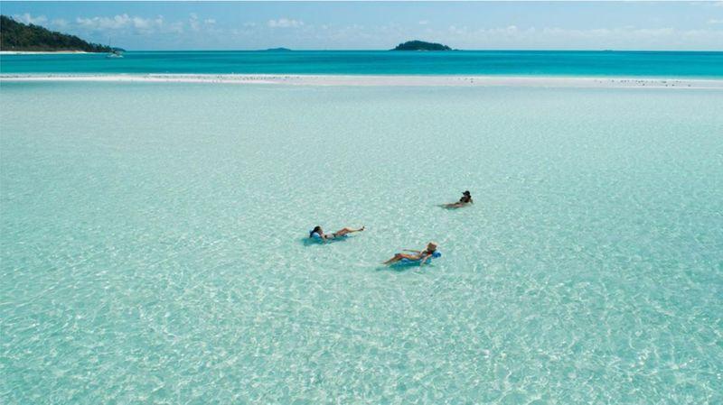 Whitehaven Queensland, Australia