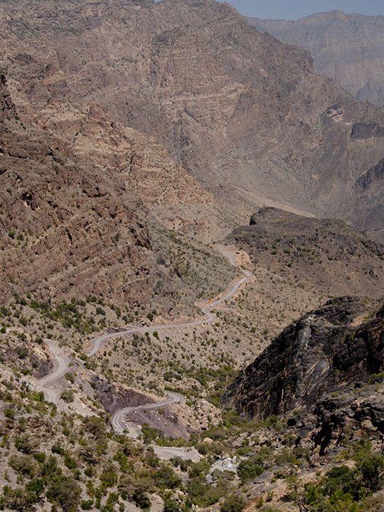 Hajar mountain