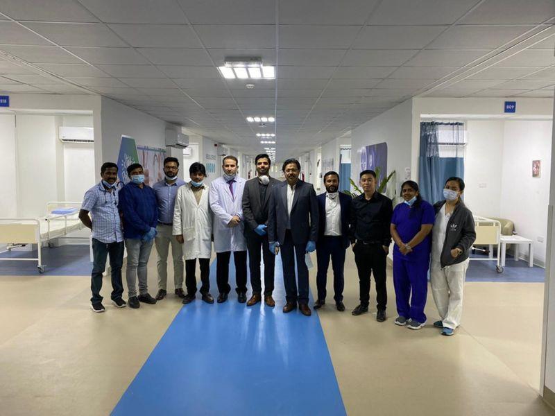 NAT 200522 Al Razeen Field Hospital -CS1-1590660842635